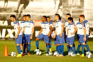 Treino Corinthians grupo jogadores Mano Menezes (Foto: Daniel Augusto Jr / Agência Corinthians)