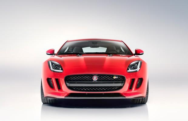 Jaguar F-Type S Coupé (Foto: Divulgação)