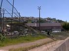Alambrado de antiga escola de futebol do Zico cai e deixa feridos em MG