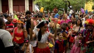 Festejos em Fortaleza animam foliões de todas as idades