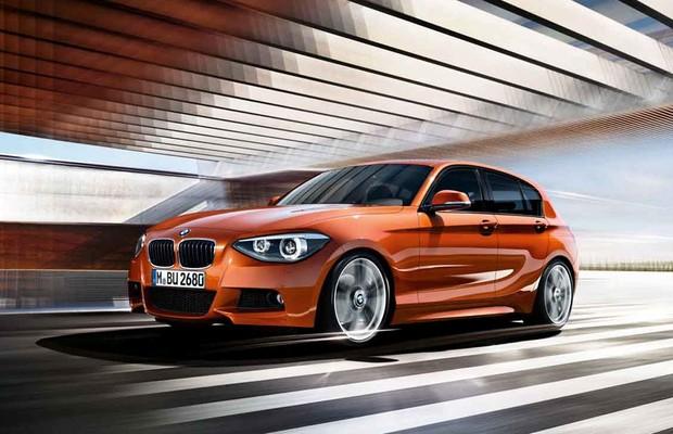 BMW 125i M Sport (Foto: Divulgação)