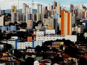 Cuiabá, Mato Grosso, imagem (Foto: GcomMT)