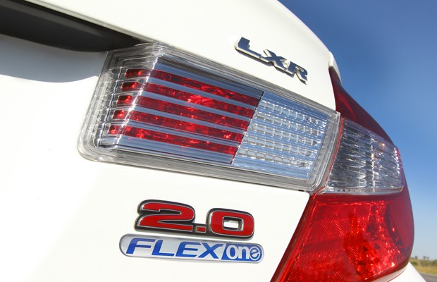 Civic ganha motor 2.0 e dispensa 'tanquinho' de partida a frio (Foto: Divulgação)