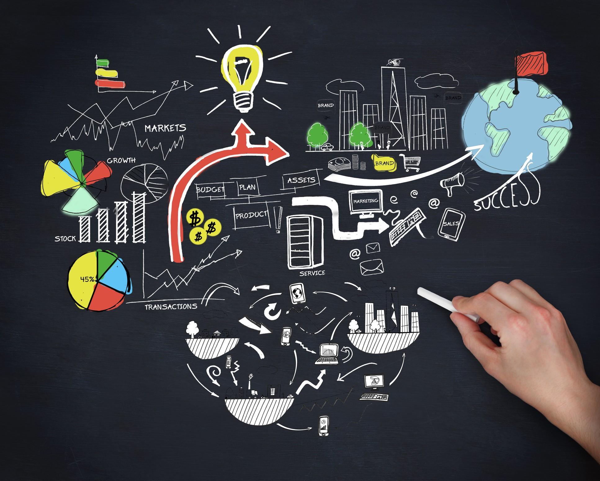 Inove o seu negócio para ganhar competividade (Foto: ThinkStock)