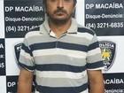 Acusado de dois homicídios no Ceará é preso em Macaíba, RN
