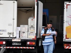 Sefaz fiscalizou 7.200 veículos este ano (Foto: Ascom/Sefaz)