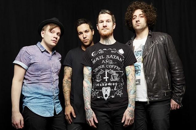 Fall Out Boy se apresenta no dia 21 de setembro, no Rock in Rio (Foto: Divulgao)