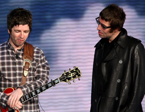 Noel e Liam Gallagher  (Foto: getty images)