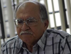 Ary Rezende, vice-presidente do Sergipe (Foto: Felipe Martins)