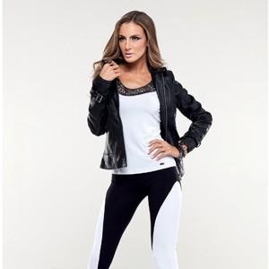 O clássico preto e branco invede o guarda-roupa das celebridades neste invero (Foto: Divulgação)
