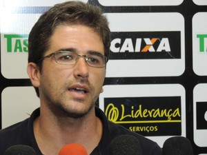 Rodrigo Pastana Figueirense (Foto: Marcelo Silva)