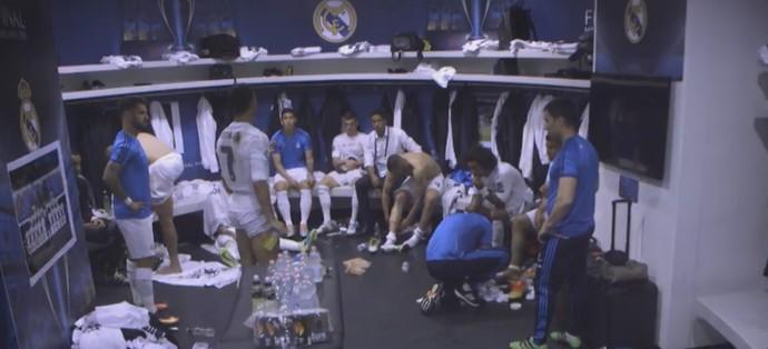 Cristiano Ronaldo, documentário Real Madrid (Foto: Reprodução)
