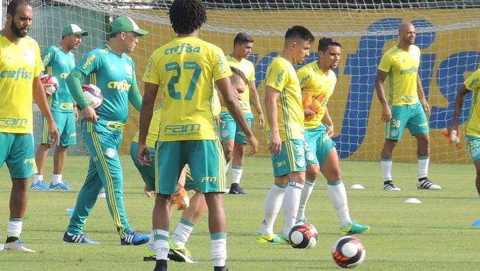 William Bigode Palmeiras (Foto: Felipe Zito)