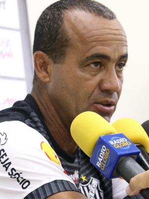 Aílton Ferraz, Tupi-MG, treinador, Juiz de Fora (Foto: Felipe Couri/Tupi FC)