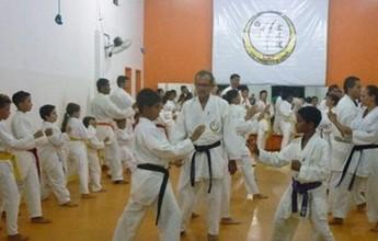 Cerca de 40 lutadores de Roraima participam do Manaus Open de Karatê