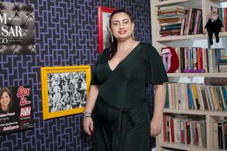 Tatiana Presser (Foto: Anderson Barros/EGO)