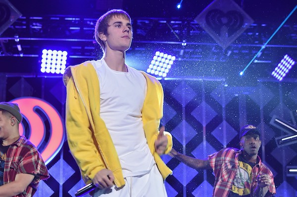 O cantor Justin Bieber (Foto: Getty Images)