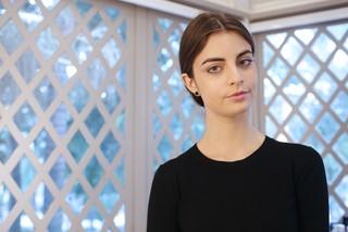 A modelo Mariana Padoan (Mega Models) (Foto: Iwi Onodera/EGO)