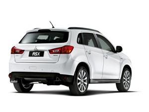 Mitsubishi ASX 2014 (Foto: Divulgação)