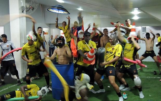 sport Harlem Shake (Foto: Divulgação / Sport)
