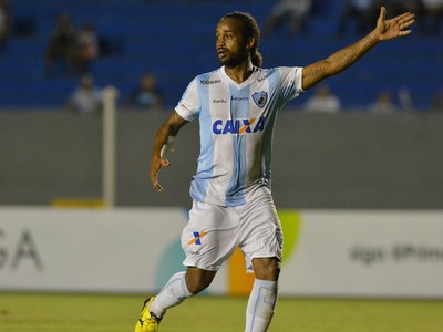 Celsinho Londrina (Foto: Gustavo Oliveira/ Londrina Esporte Clube)