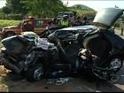 Duas pessoas morrem em acidente na BR-101 em Fundão, no ES