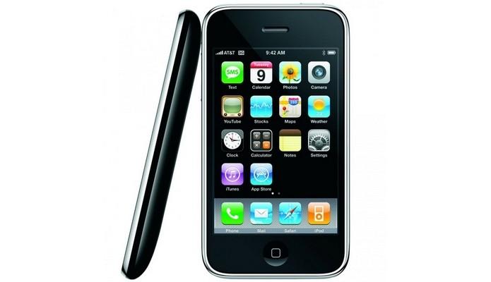 iPhone 3GS, terceira geração dos celulares Apple, é de 2009 (Foto: Divulgação/Apple)