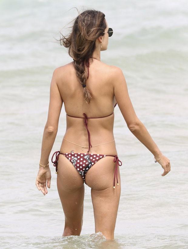 Alessandra Ambrosio (Foto: AgNews)