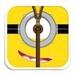 Minion Zipper Lock Screen