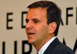 Eduardo Paes (PMDB) só foi derrotado em uma zona eleitoral da cidade. (Foto: Divulgação)