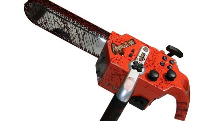 Controle de serra do PS2 (Foto: Divulgação)