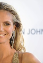 Prestes a completar 40 anos, Heidi Klum revela seus segredos de beleza