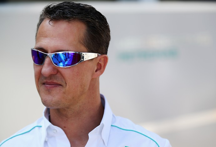 Michael Schumacher na Mercedes (Foto: Getty Images)