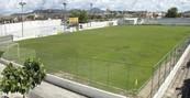 Estádio recebe vistoria da Vigilância Sanitária e PM (LDC / Divulgação)