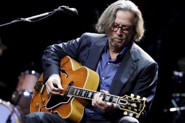 Eric Clapton (Foto: Chris Jackson/Getty Images)