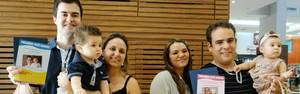 Veja como foi a entrega do prêmio aos vencedores da promoção (Fernanda Maciel)