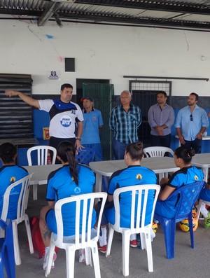 Caucaia futebol feminino Campeonato Cearense (Foto  Divulgação Caucaia) 9dc33114eefec