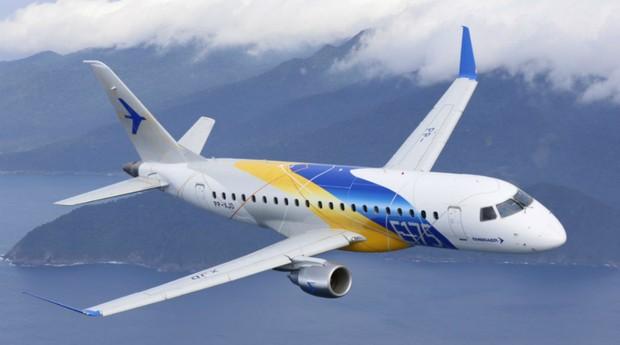 Embraer E175 (Foto: Divulgação)
