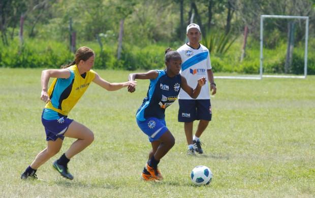 Futebol Feminino Atleta Cidadão São José dos Campos (Foto: Ronny Santos/ PMSJC)