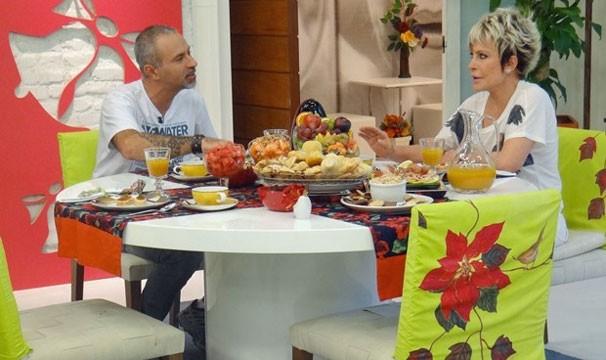 Mais Você (Foto: Divulgação/TV Globo)