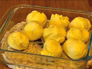 Vida e Saúde mostra Pão de Queijo para pessoas com intolerância à lactose (Foto: Reprodução/RBS TV)