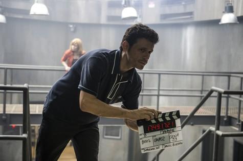 Daniel Burman, diretor de 'Supermax'  (Foto: TV Globo)