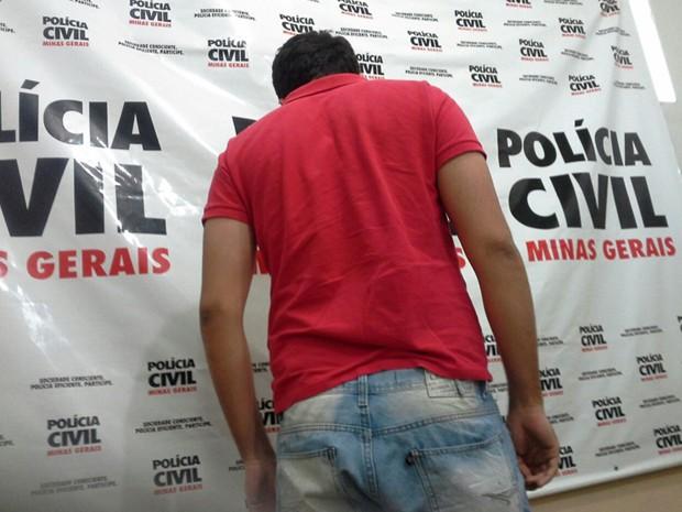 torcedor operação cartão vermelho Uberaba prisão (Foto: Polícia Civil de Uberaba/ Divulgação)