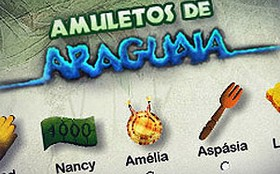 Os amuletos de Araguaia para você se divertir!