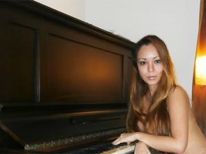 Rita é formada em odontologia e iniciou o curso de bacharelado em música (Foto: Arquivo Pessoal)