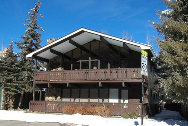 Ivete Sanagalo curte temporada de festas de fim de ano com família em Aspen, no Colorado, nos EUA. Diária é de R$8,3 mil (Foto: Reprodução/AirBnb)