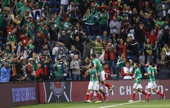 México vence Panamá em amistoso antes da estreia no hexagonal final