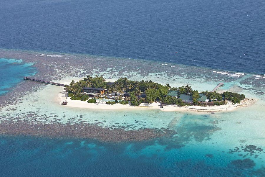 Coco Prive nas Maldivas (Foto: Vladi Private Islands)