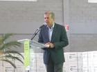 Ministro anuncia obras viárias e dragagem do Porto de Santos, SP
