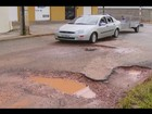 Aplicativo é criado para informar localização de buracos em Uberlândia